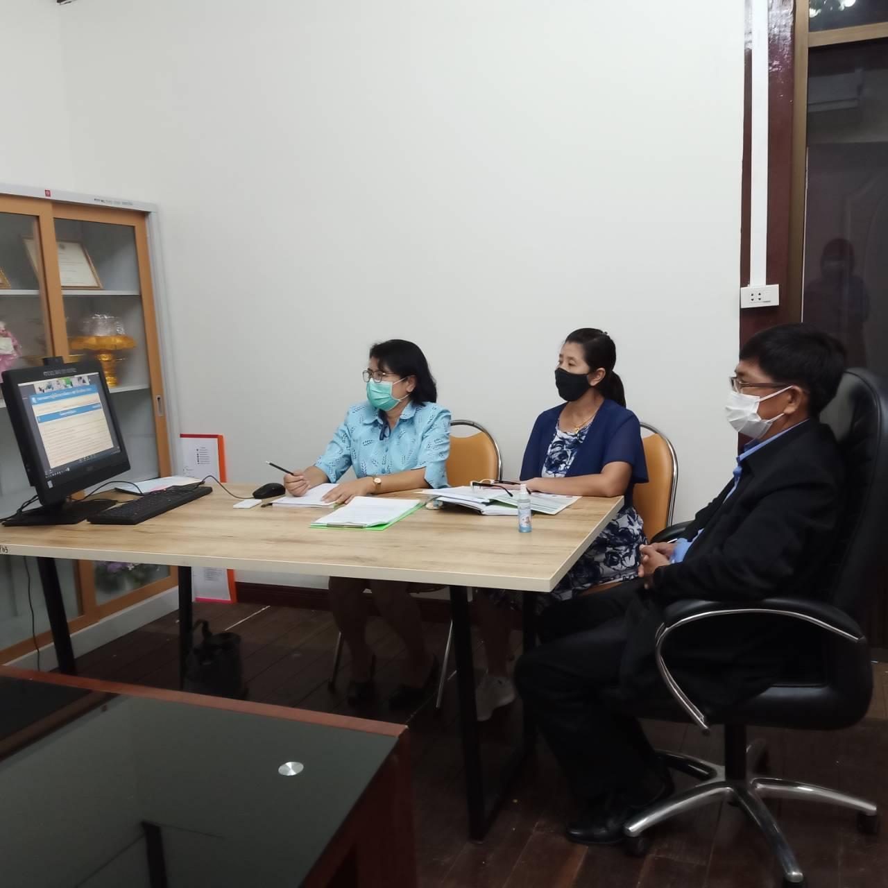 การประชุมชี้แจงศูนย์สอบการทดสอบทางการศึกษาระดับชาติด้านอิสลามศึกษา (I-NET) ปีการศึกษา 2564